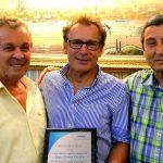 Diplôme d'honneur de KMA Umwelttechnik pour Drita Tekstil