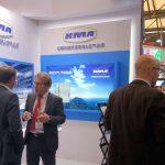 KMA est exhibiteur au Shanghai Tex 2018