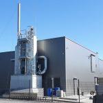 KMA installe son système de filtration innovante KMA Aairmaxx© à l'extérieure de l'usine Schwarzwaldhof.