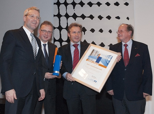 Reconnaissance spéciale : le prix européen FoodTec