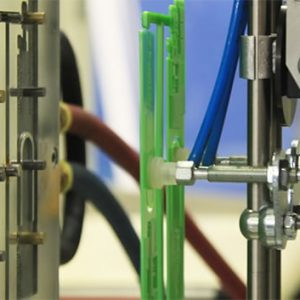 Production d'une pièce en plastique par moulage par injection