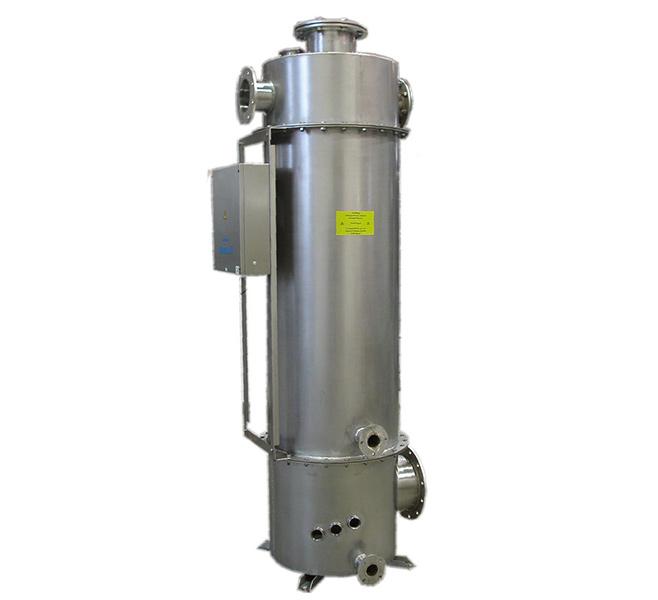 Le filtre électrostatique tubulaire de KMA Umwelttechnik: le KMA AAIRMAXX.