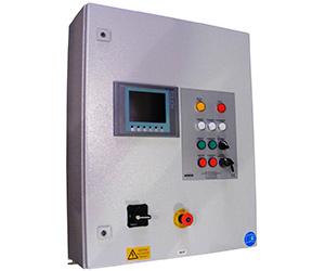 Le système de contrôle PLC de KMA Umwelttechnik