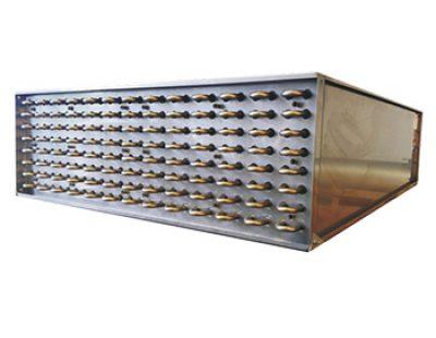 Un système de filtration KMA peut être combiné avec un échangeur de chaleur.