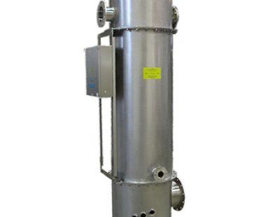 Le filtre électrostatique tubulaire KMA AAIRMAXX® est conçu particulièrement pour la transformation alimentaire.