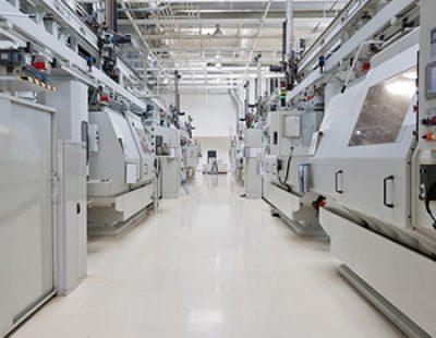 KMA propose des solutions d'évacuation d'air pour les machines à commande numérique