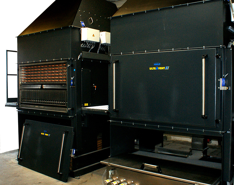 KMA système de récupération de chaleur thermopome et échangeur de chaleur
