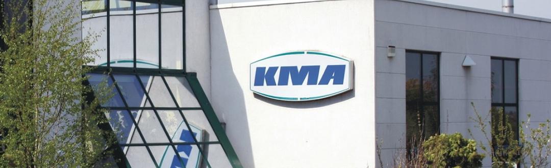 Bâtiment principal de KMA Umwelttechnik