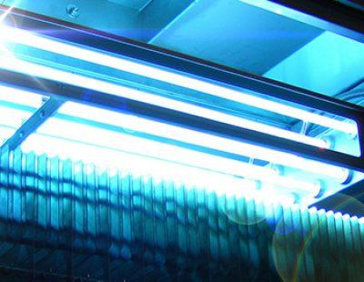 KMA module de lumière UV pour eliminer des odeurs.