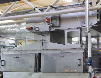 Systèmes de filtration de l'air d'échappement et récupération de chaleur pour l'industrie